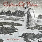 Children Of Bodom - Halo Of Blood - CD-Cover