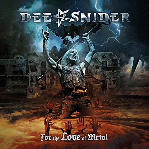 Cover - Dee Snider – For The Love Of Metal