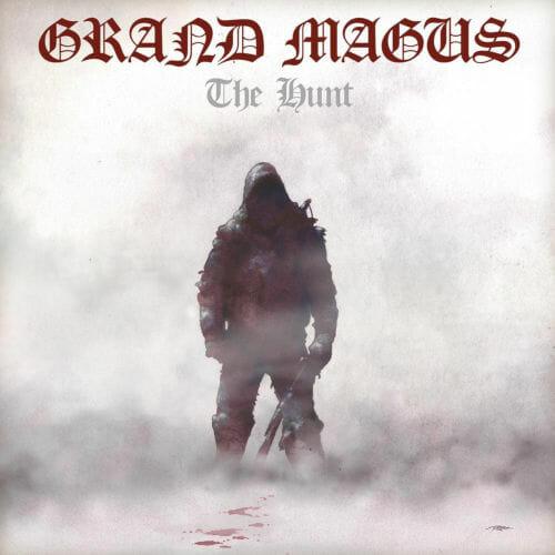 """Das Cover von """"The Hunt"""" von Grand Magus"""
