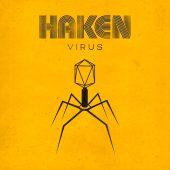 Haken - Virus - CD-Cover