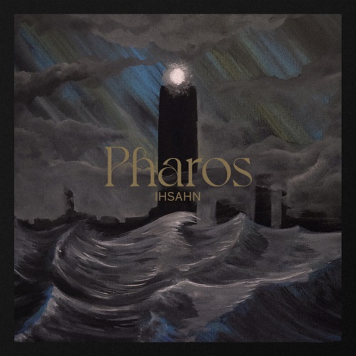 Cover - Ihsahn – Pharos (EP)