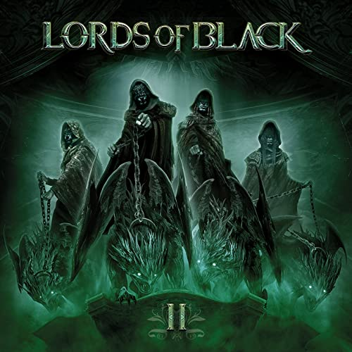 Cover - Lords Of Black – II