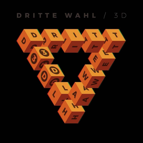 Dritte Wahl - 3D - Cover