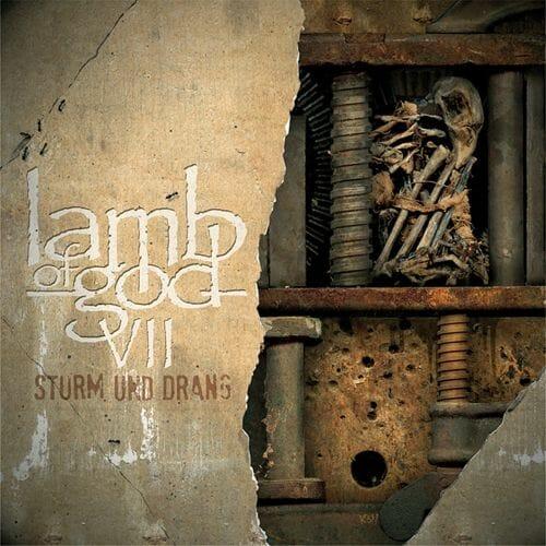 """Das Cover von """"VII: Sturm und Drang"""" von Lamb Of God"""