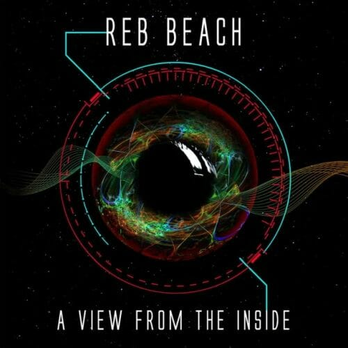 """Das Cover von """"A View From The Inside"""" von Reb Beach"""