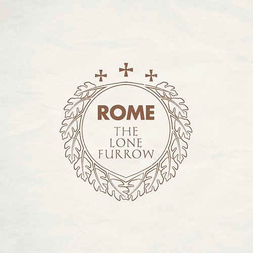 Cover - Rome – The Lone Furrow