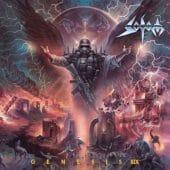 Sodom - Genesis XIX - CD-Cover