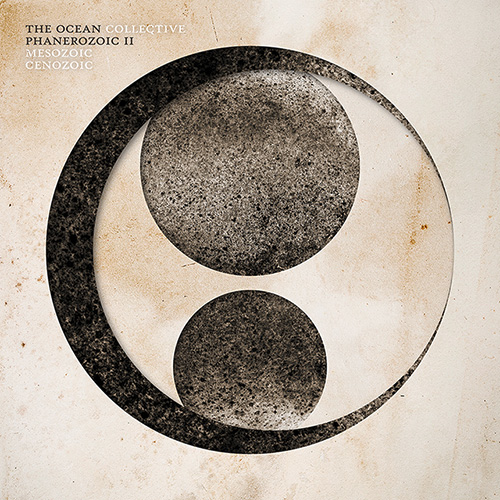 The Ocean - Phanerozoic II: Mesozoic | Cenozoic - CD-Cover