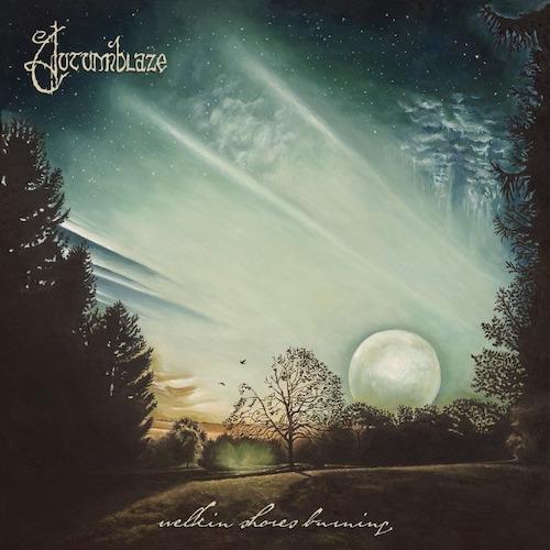 Cover - Autumnblaze – Welkin Shores Burning