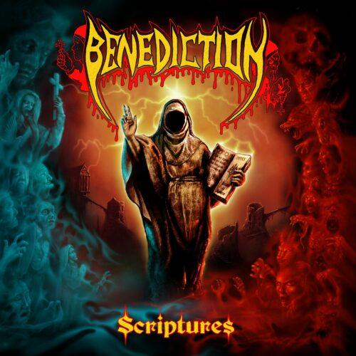 Cover - Benediction – Scriptures