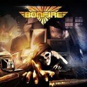 Bonfire - Byte The Bullet - CD-Cover