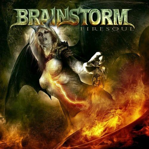 Das Cover von Firesoul von Brainstorm