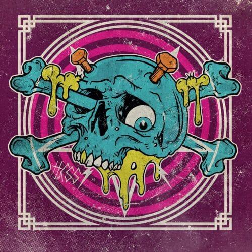 """Das Cover von """"HCSS"""" von Hardcore Superstar"""