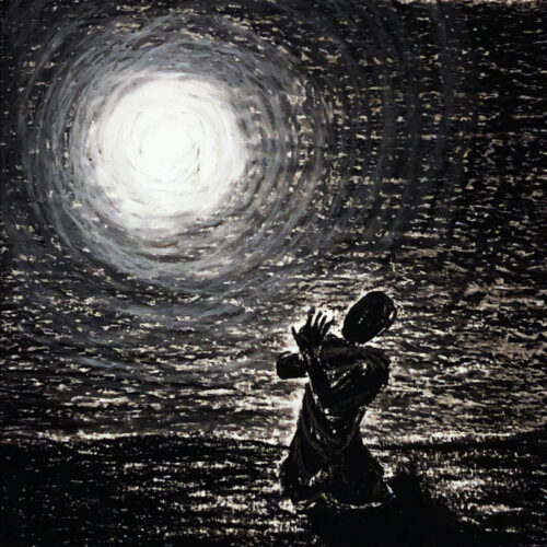 Cover - Nocte Obducta – Irrlicht (Es schlägt dem Mond ein kaltes Herz)