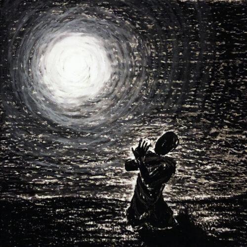 Nocte Obducta - Irrlicht (Es schlägt dem Mond ein kaltes Herz) - Cover