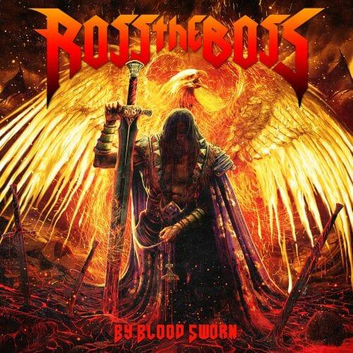"""Das Cover von """"By Blood Sworn"""" von Ross The Boss"""