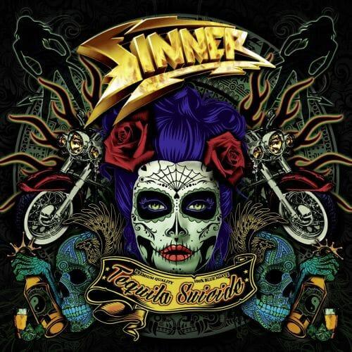 """Das Cover von """"Tequila Suicide"""" von Sinner"""