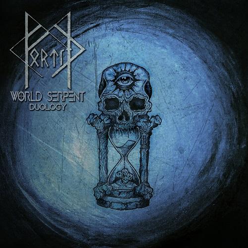 Fortíð - World Serpent - CD-Cover