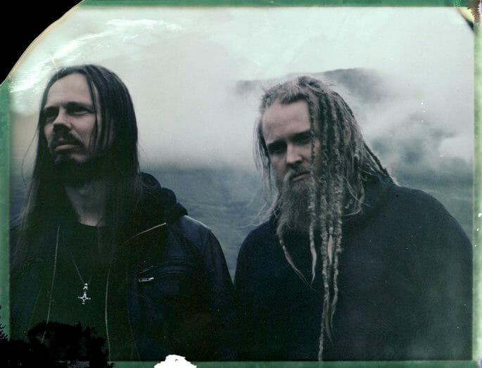 Bandfoto des Duos KATLA.