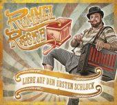Rummel Racke - Liebe auf den ersten Schluck - CD-Cover