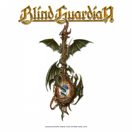 Cover - Blind Guardian – Imaginations From The Other Side (25th Anniversary Edition)