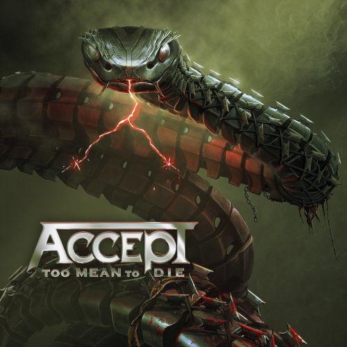 """Das Cover von """"Too Mean Too Die"""" von Accept"""