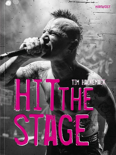 Tim Hackemack - Hit The Stage - Cover