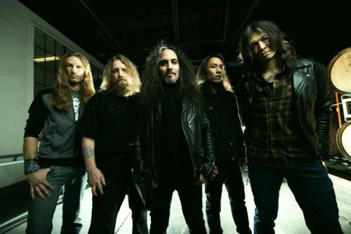Ein Foto der Band Death Angel