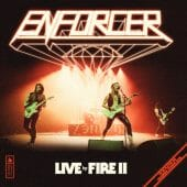 Enforcer - Live By Fire II - CD-Cover
