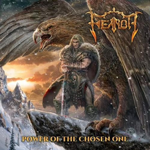 Cover - Feanor – Power Of The Chosen One