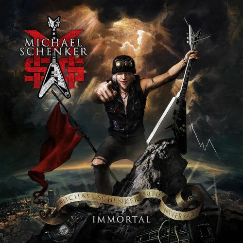 """Das Cover von """"Immortal"""" von MSG"""