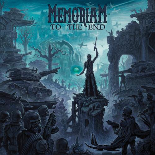 """Das Cover von """"To The End"""" von Memoriam"""
