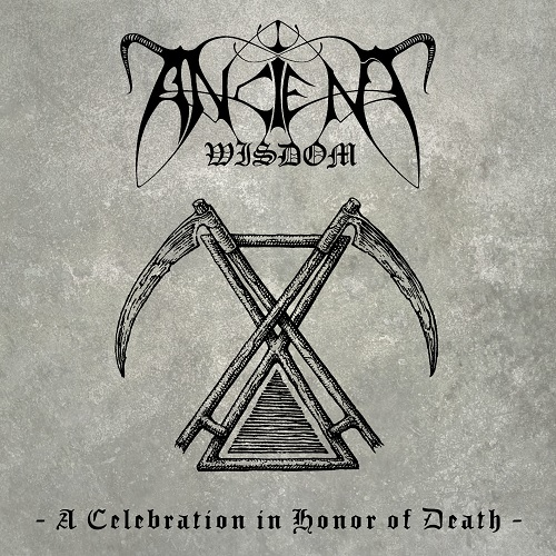 Ancient Wisdom - A Celebration In Honor Of Death - Cover