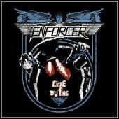 Enforcer - Live By Fire (CD/DVD) - CD-Cover