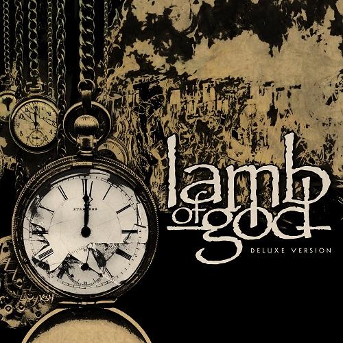 Cover - Lamb Of God – Live In Richmond, VA