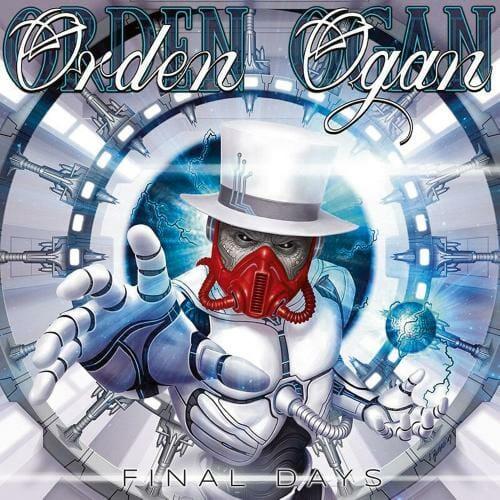 """Das Cover von """"Final Days"""" von Orden Ogan"""
