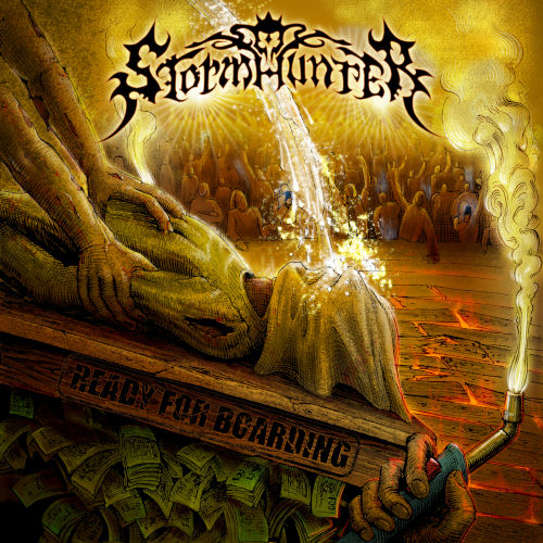 Stormhunter - Ready For Boarding (EP) - Cover