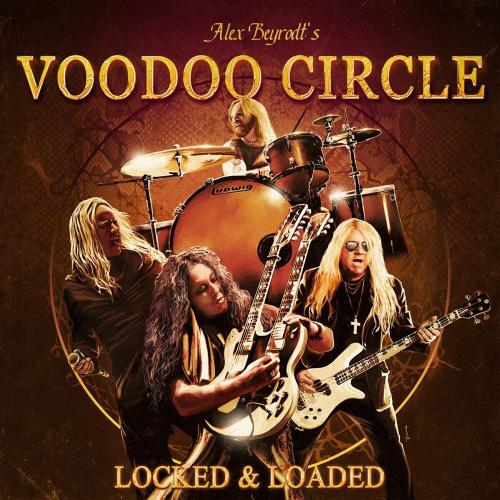 Voodoo Circle - Locked & Loaded - Cover