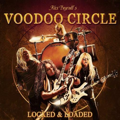 """Das Cover von """"Locked & Loaded"""" von Voodoo Circle"""