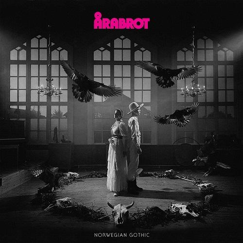 Arabrot - Norwegian Gothic - Cover