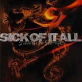 Sick Of It All - Scratch The Surface - CD-Cover