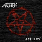 Anthrax - Anthems (EP) - CD-Cover