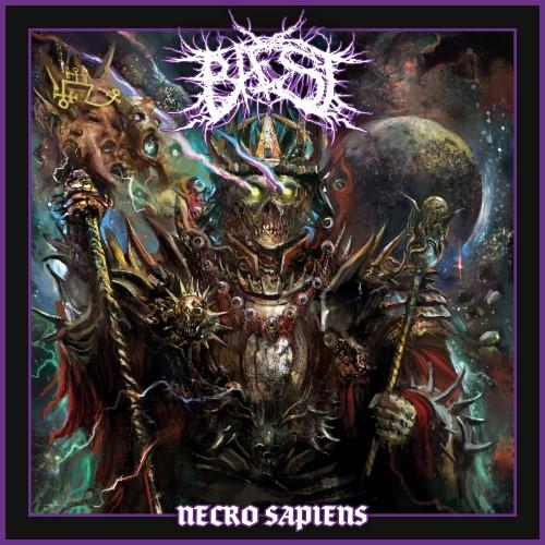 Baest - Necro Sapiens - Cover
