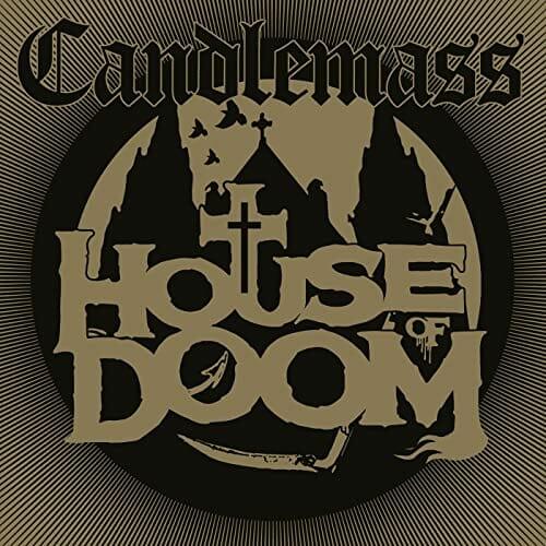 """Das Cover von """"House Of Doom"""" von Candlemass"""
