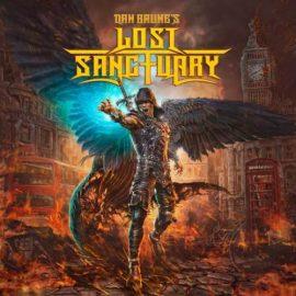 Das Cover von Dan Baune's Lost Sanctuary