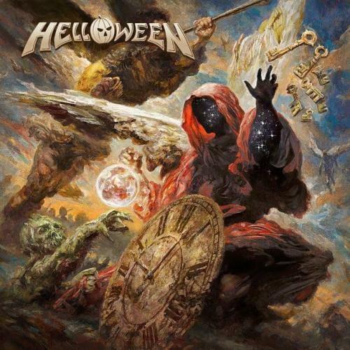 Das Cover des gleichnamigen Albums von Helloween