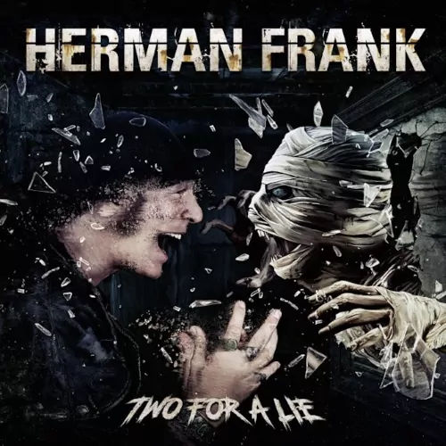 """Das Cover von """"Two For A Lie"""" von Herman Frank"""