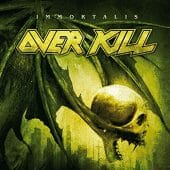 Overkill - Immortalis - CD-Cover