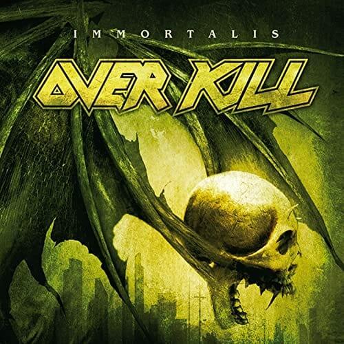 """Das Cover von """"Immortalis"""" von Overkill"""
