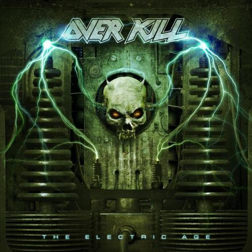 Cover - Overkill – The Electric Age